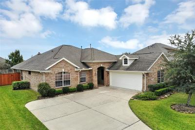 Cypress Single Family Home For Sale: 9106 Waco Trails Circle