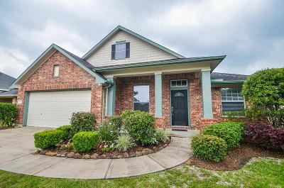 Pearland Rental For Rent: 7702 Waterlilly Lane
