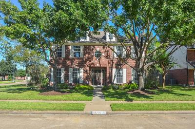 Houston Single Family Home For Sale: 10203 Crooks Way Court