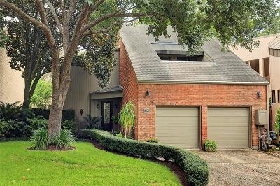 Houston Single Family Home For Sale: 9131 Briar Forest Drive