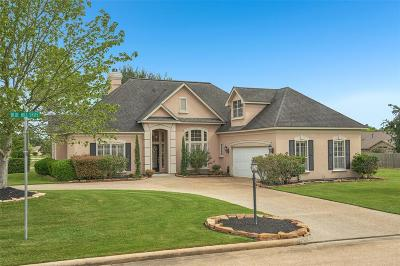 Montgomery Single Family Home For Sale: 249 Blue Hill Drive