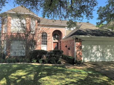 Fort Bend County Single Family Home For Sale: 3103 Double Lake
