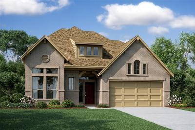 Alvin Single Family Home For Sale: 5198 Echo Falls Drive