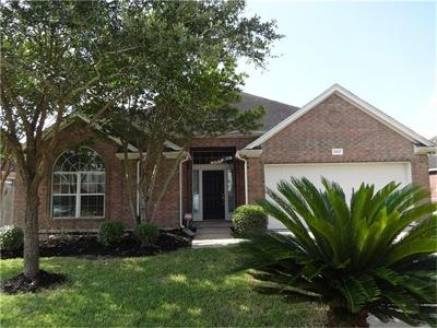 Pearland Rental For Rent: 8812 Sun Haven Lane