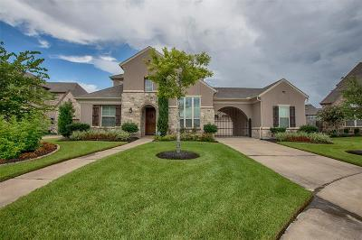 Friendswood Single Family Home For Sale: 2327 Wagoner Branch Court