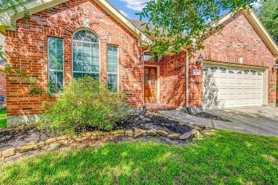 The Woodlands Single Family Home For Sale: 6 Crabtree Court