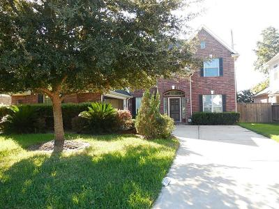 Sugar Land Single Family Home For Sale: 13538 Schumann Trail