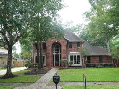 Friendswood Single Family Home For Sale: 1208 Verdun Lane