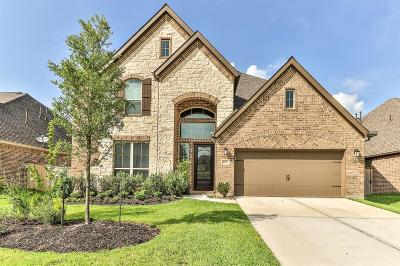 Kingwood Single Family Home For Sale: 3323 Sterling Breeze Lane