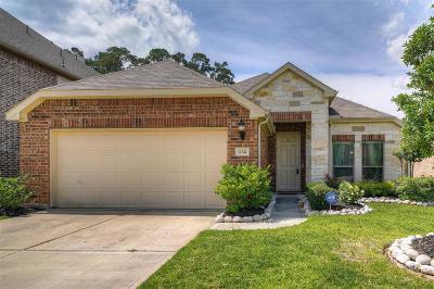 Kingwood Single Family Home For Sale: 21341 Kings Guild Lane