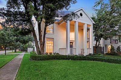 Single Family Home For Sale: 3132 University Boulevard