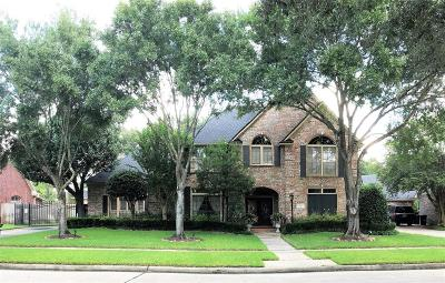 Houston Single Family Home For Sale: 3115 Scenic Elm Street