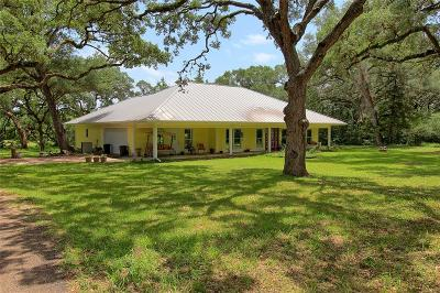 Fayette County Country Home/Acreage For Sale: 2025 Fm 2672