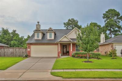 Spring Single Family Home For Sale: 9614 Rex Creek Court