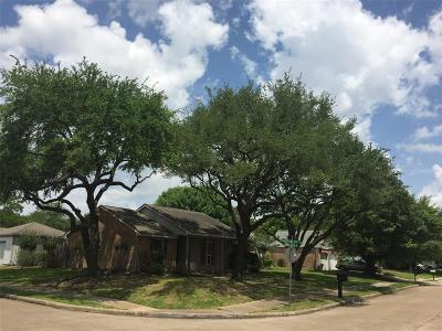 Houston Single Family Home For Sale: 2234 Round Lake Drive