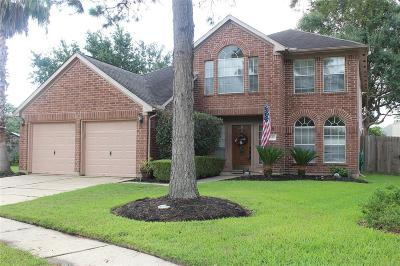 Pearland Single Family Home For Sale: 4942 Carrington Court