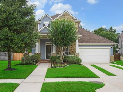 The Woodlands Single Family Home For Sale: 26 Silver Lute Place