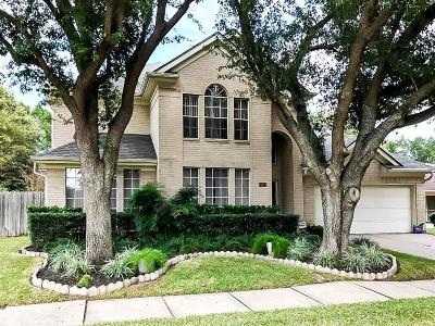 Conroe, Houston, Montgomery, Pearland, Spring, The Woodlands, Willis Single Family Home For Sale: 14118 Woodville Gardens Drive