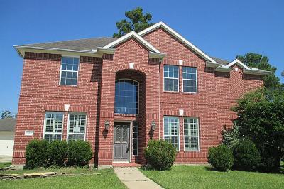 Single Family Home For Sale: 24819 Morningsong Court