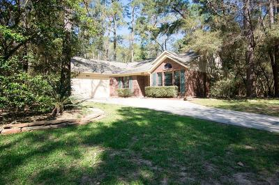 The Woodlands Single Family Home For Sale: 6 Raindream Place