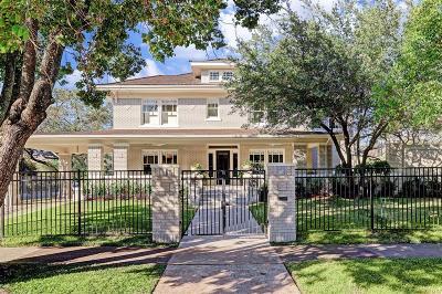 Montrose Single Family Home For Sale: 609 Avondale Street