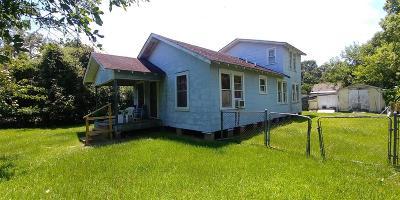 Single Family Home For Sale: 5026 Caroline Street