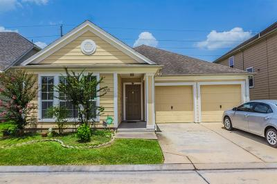 Houston Single Family Home For Sale: 14718 Loxley Meadows Drive