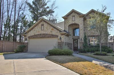 Harris County Single Family Home For Sale: 5103 Wilting Oak Lane