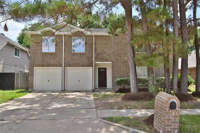 Humble Single Family Home For Sale: 18614 Timber Way Drive