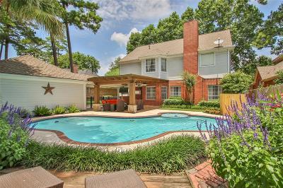 Tomball Single Family Home For Sale: 12507 New Hampton Drive