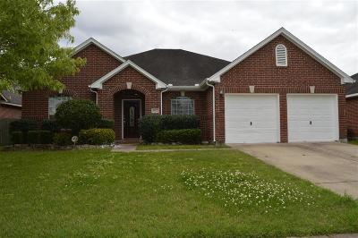 Friendswood Single Family Home For Sale: 16823 Ship Anchor