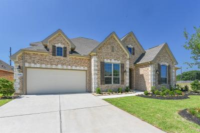 Katy Single Family Home For Sale: 6619 Cottonwood Crest Lane