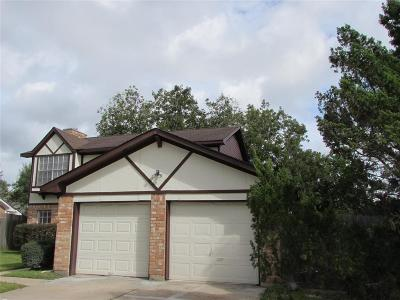 Sugar Land Single Family Home For Sale: 3143 Sleepy Hollow Dr