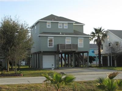 Galveston Single Family Home For Sale: 13689 Mutiny Lane