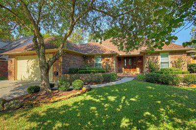 Willis Single Family Home For Sale: 12261 Sagittarius Drive