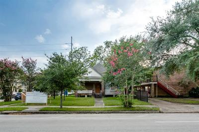 Houston Single Family Home For Sale: 901 Heights Boulevard