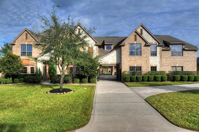 Cypress Single Family Home For Sale: 17814 Refuge Lake Drive