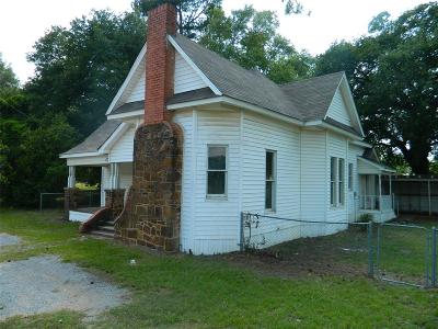Jewett Single Family Home For Sale: 410 Hwy 79