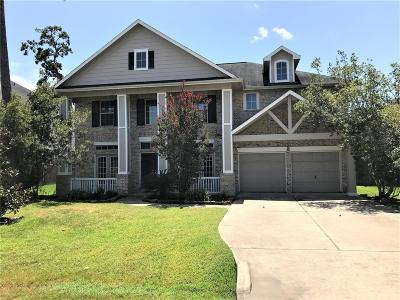 Spring Single Family Home For Sale: 8127 Edenwood Drive