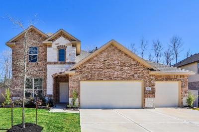 Crosby Single Family Home For Sale: 15702 E Chamfer Way