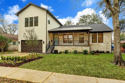 Houston Single Family Home For Sale: 6002 Valkeith Drive