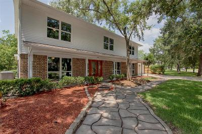 Friendswood Single Family Home For Sale: 15402 Wandering Trail