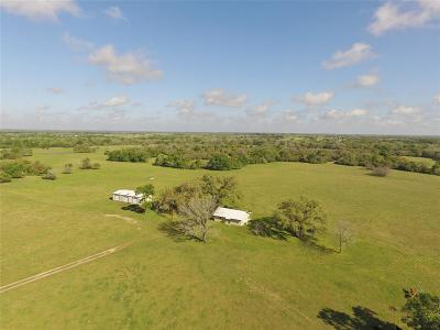 Lavaca County Farm & Ranch For Sale: 714 County Road 223a