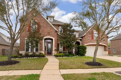 Friendswood Single Family Home For Sale: 2437 Mountain Falls Court