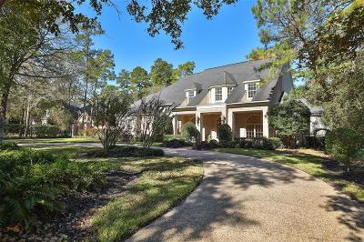 The Woodlands Single Family Home For Sale: 263 Saddle Ridge