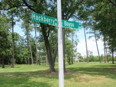 La Porte Residential Lots & Land For Sale: Hackberry Avenue