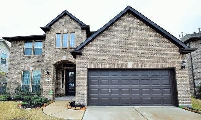 Kingwood Single Family Home For Sale: 25981 N Kings Mill Lane