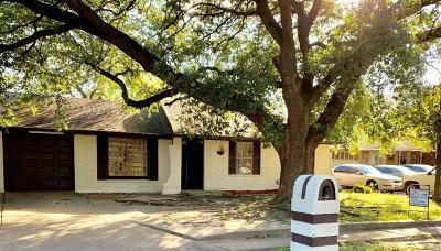 Houston Single Family Home For Sale: 12406 Determined Drive Drive