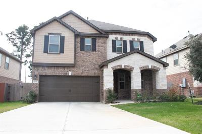 Conroe TX Single Family Home For Sale: $259,000