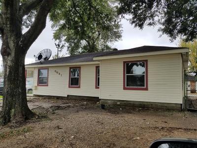 Houston Single Family Home For Sale: 8041 Howard Drive Drive E